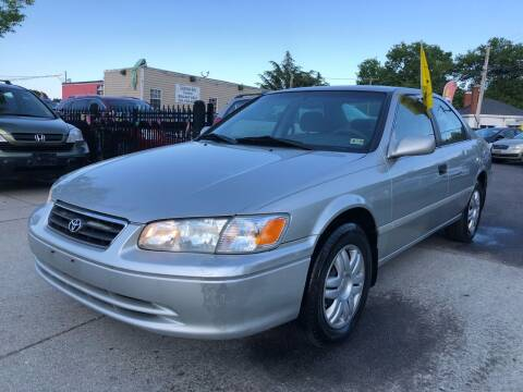2001 Toyota Camry for sale at Crestwood Auto Center in Richmond VA