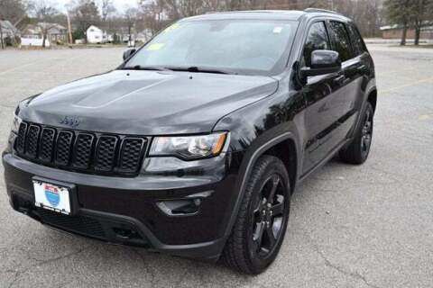 2019 Jeep Grand Cherokee for sale at 495 Chrysler Jeep Dodge Ram in Lowell MA