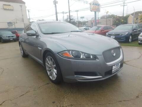 2014 Jaguar XF for sale at AMD AUTO in San Antonio TX