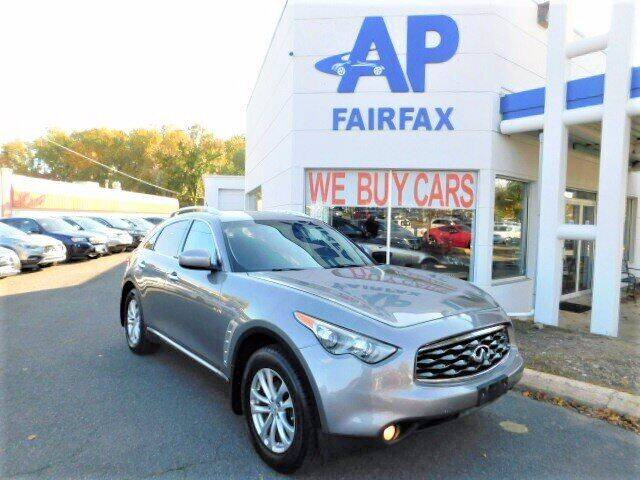 2010 Infiniti FX35 for sale at AP Fairfax in Fairfax VA