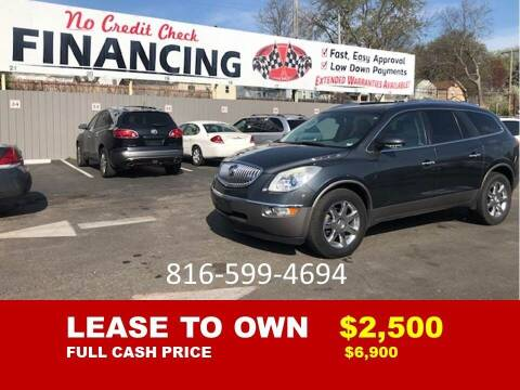 2011 Buick Enclave for sale at Auto Mart USA -Lease To Own in Kansas City MO