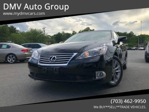 2011 Lexus ES 350 for sale at DMV Auto Group in Falls Church VA
