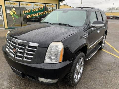 2008 Cadillac Escalade for sale at RPM AUTO SALES in Lansing MI