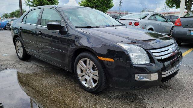 2007 Ford Fusion for sale at Tri City Auto Mart in Lexington KY