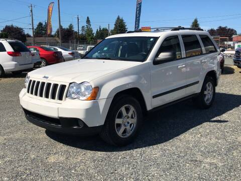 2008 Jeep Grand Cherokee for sale at A & V AUTO SALES LLC in Marysville WA