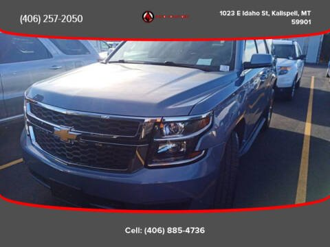 2016 Chevrolet Tahoe for sale at Auto Solutions in Kalispell MT