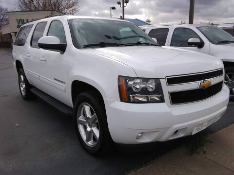 2013 Chevrolet Suburban for sale at Village Auto Outlet in Milan IL