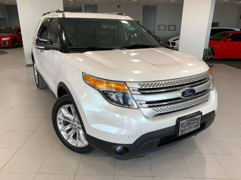 2014 Ford Explorer for sale at Auto Mall of Springfield in Springfield IL