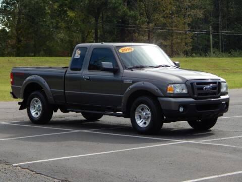 2010 Ford Ranger for sale at Boyles Auto Sales in Jasper AL