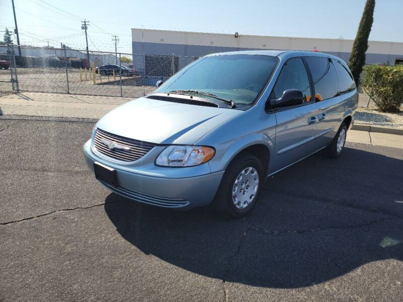 2003 Chrysler Town and Country for sale at The Auto Barn in Sacramento CA