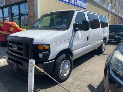2008 Ford E-Series Cargo for sale at Park Avenue Auto Lot Inc in Linden NJ