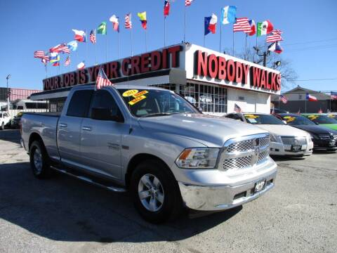 2014 RAM Ram Pickup 1500 for sale at Giant Auto Mart 2 in Houston TX