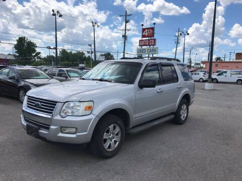 2010 Ford Explorer for sale at 4th Street Auto in Louisville KY