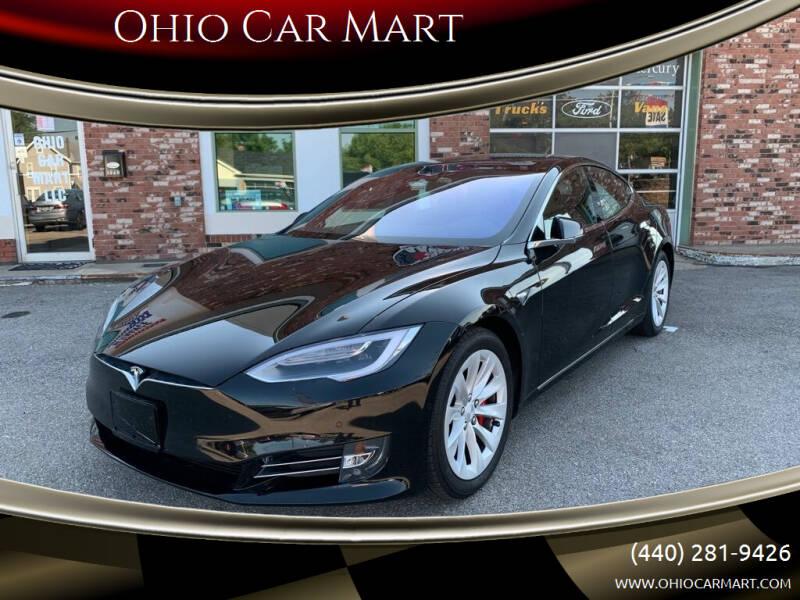 2017 Tesla Model S P100D