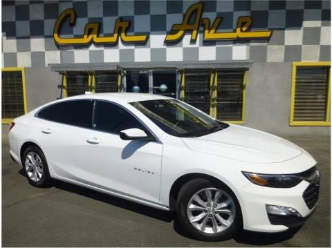 2021 Chevrolet Malibu for sale at Car Ave in Fresno CA