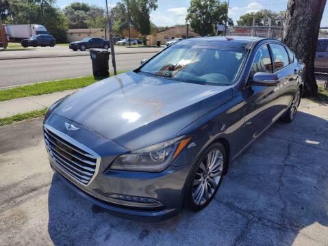 2015 Hyundai Genesis for sale at Advance Import in Tampa FL