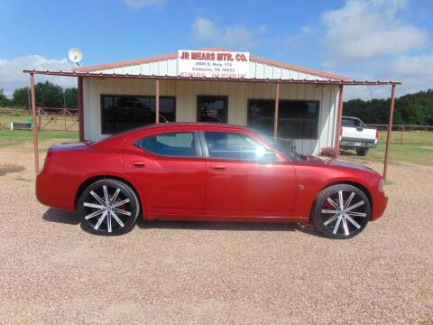 2008 Dodge Charger for sale at Jacky Mears Motor Co in Cleburne TX