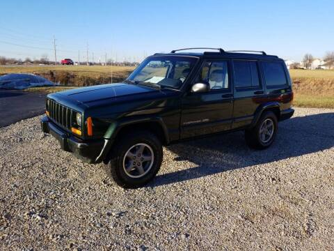 1998 Jeep Cherokee for sale at CALDERONE CAR & TRUCK in Whiteland IN
