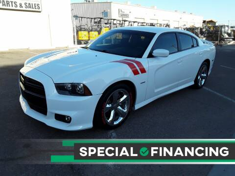 2012 Dodge Charger for sale at EXPRESS AUTO GROUP in Phoenix AZ