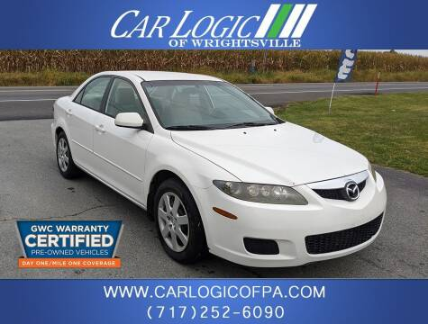 2006 Mazda MAZDA6 for sale at Car Logic in Wrightsville PA