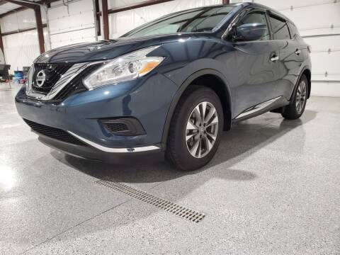 2017 Nissan Murano for sale at Hatcher's Auto Sales, LLC in Campbellsville KY