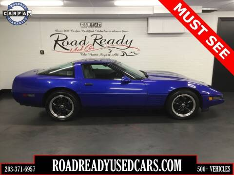 1994 Chevrolet Corvette for sale at Road Ready Used Cars in Ansonia CT