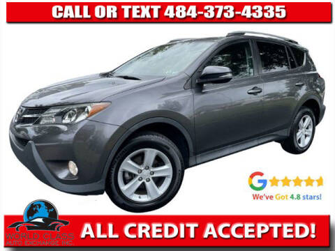 2014 Toyota RAV4 for sale at World Class Auto Exchange in Lansdowne PA