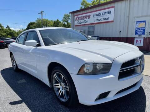 2012 Dodge Charger for sale at Keisers Automotive in Camp Hill PA