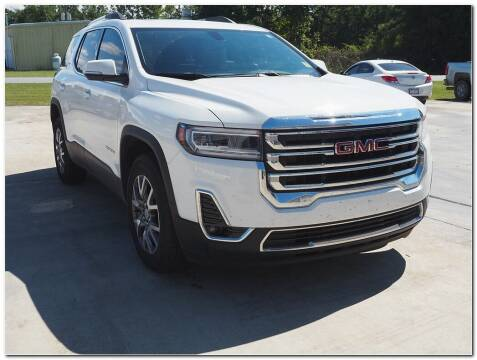 2020 GMC Acadia for sale at STRICKLAND AUTO GROUP INC in Ahoskie NC