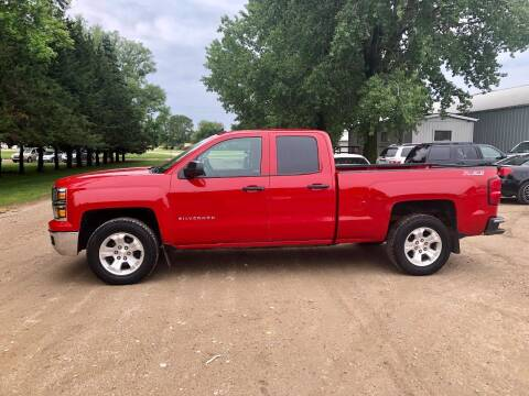 2014 Chevrolet Silverado 1500 for sale at Iowa Auto Sales, Inc in Sioux City IA