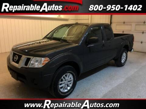 2014 Nissan Frontier for sale at Ken's Auto in Strasburg ND