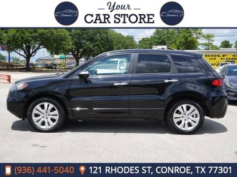 2012 Acura RDX for sale at Your Car Store in Conroe TX
