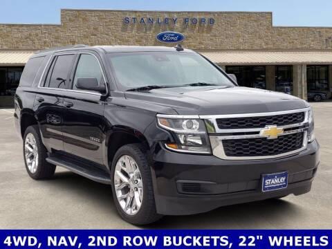 2018 Chevrolet Tahoe for sale at Stanley Chrysler Dodge Jeep Ram Gatesville in Gatesville TX