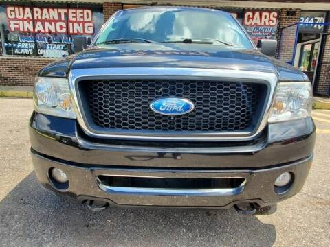 2008 Ford F-150 for sale at R Tony Auto Sales in Clinton Township MI