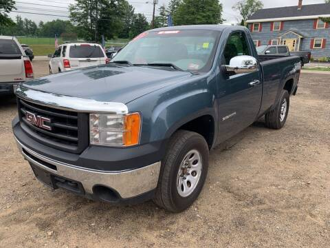 2012 GMC Sierra 1500 for sale at Winner's Circle Auto Sales in Tilton NH