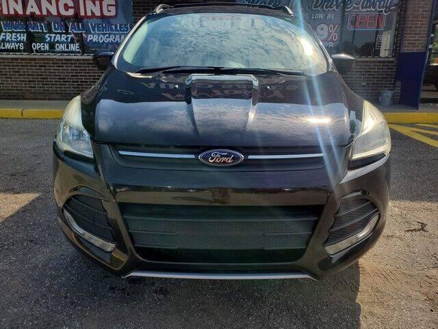 2013 Ford Escape for sale at R Tony Auto Sales in Clinton Township MI