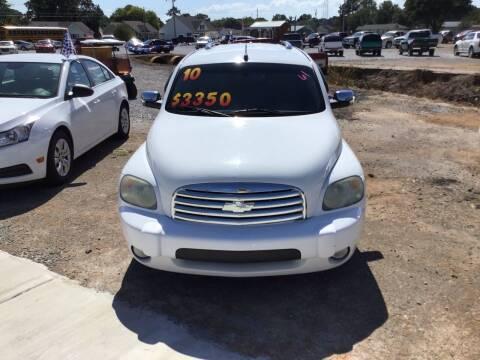 2010 Chevrolet HHR for sale at K & E Auto Sales in Ardmore AL