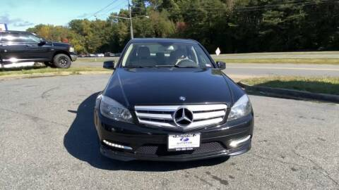 2011 Mercedes-Benz C-Class for sale at Imotobank in Walpole MA