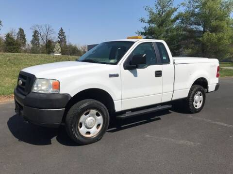 2007 Ford F-150 for sale at SEIZED LUXURY VEHICLES LLC in Sterling VA