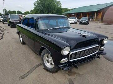 1955 Chevrolet 210 for sale at Pro Auto Sales and Service in Ortonville MN