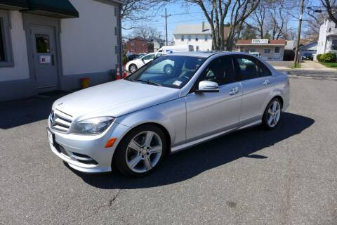 2011 Mercedes-Benz C-Class for sale at FBN Auto Sales & Service in Highland Park NJ