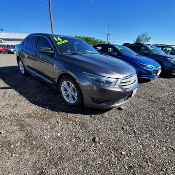 2016 Ford Taurus for sale at ALL WHEELS DRIVEN in Wellsboro PA