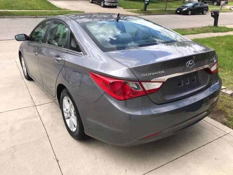 2011 Hyundai Sonata for sale at Tiger Auto Sales in Columbus OH
