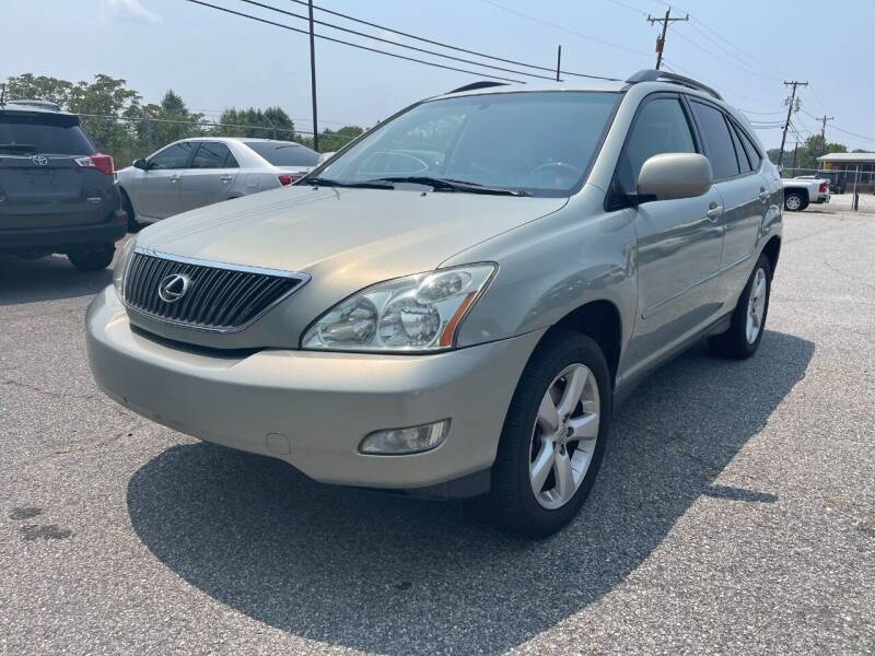 2007 Lexus RX 350 for sale at Signal Imports INC in Spartanburg SC