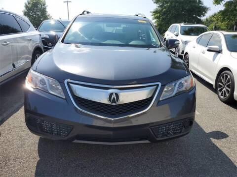 2014 Acura RDX for sale at CU Carfinders in Norcross GA