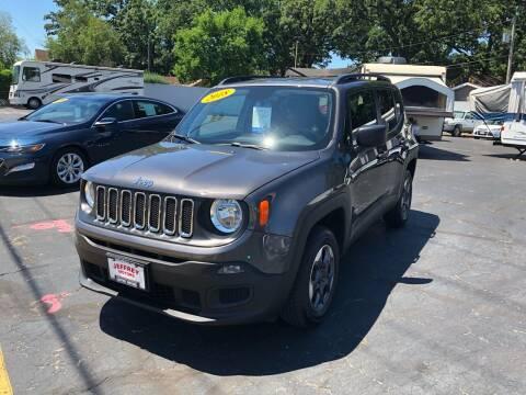 2018 Jeep Renegade for sale at Jeffrey Motors in Kenosha WI