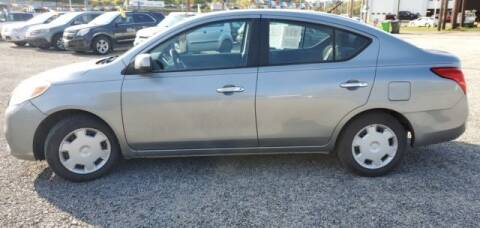 2012 Nissan Versa for sale at Wallers Auto Sales LLC in Dover OH