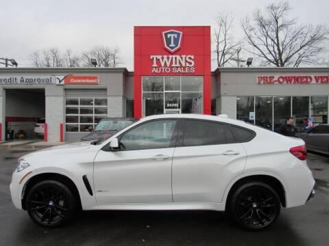 2018 BMW X6 for sale at Twins Auto Sales Inc in Detroit MI