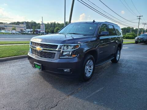 2018 Chevrolet Tahoe for sale at iCar Auto Sales in Howell NJ