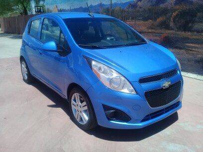 2013 Chevrolet Spark for sale at Dreamline Motors in Coolidge AZ